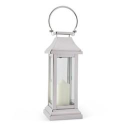 Lantern H40.5 x W15 x D15cm