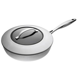 Saute pan with glass lid 26cm