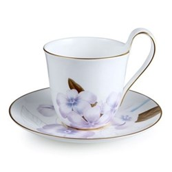 Flora - Rhododendron Cup and saucer, 27cl