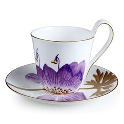 Flora - Pansy Cup and saucer, 27cl