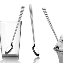 Nova Latte spoon, stainless steel