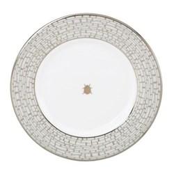 June Lane Platinum Tea saucer, 14cm