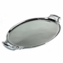 Oval tray W68 x D40cm