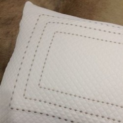 Pillow sham square