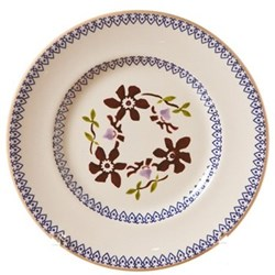 Clematis Side plate, D19cm