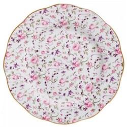 Rose Confetti - Vintage Plate, 20cm