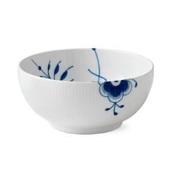 Blue Fluted Mega Bowl, 21cm