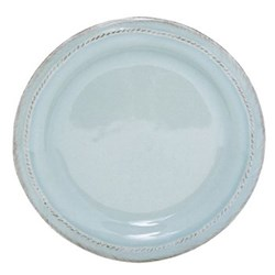 Set of 4 round side plate 7""
