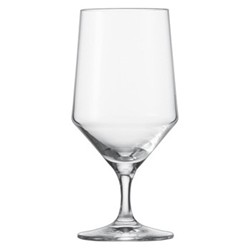Pure Set of 6 water glasses, 45cl