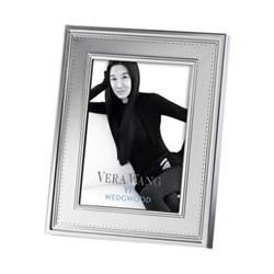 """Vera Wang - Grosgrain Photograph frame, 5 x 7"""""""