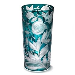 Verdure Highball glass, 30cl, peacock