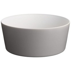Tonale by David Chipperfield Salad bowl, 23cm, dark grey