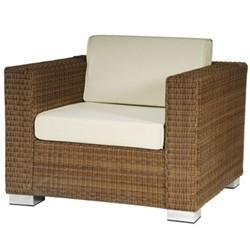 San Marino Lounge chair, H75 x W91cm