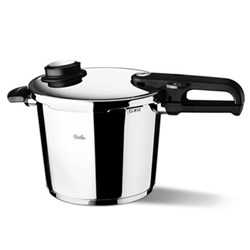 Vitavit Premium Pressure cooker with insert and tripod, 6 litre