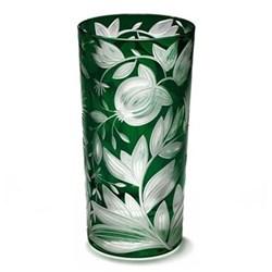 Verdure Highball glass, 30cl, british racer green
