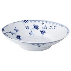 Elements Deep plate, 25cm, blue