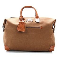 Life Holdall, W43 x H28 x D19cm, camel