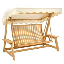 Swing seat 21.8 x 170cm