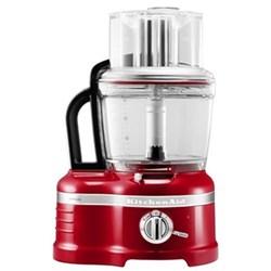 Artisan Food processor, 4 litre, empire red