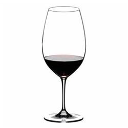 Vinum Pair of shiraz/syrah glasses, H23.6 x D9.5cm - 70cl