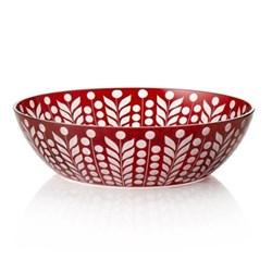 Pariz Trinket bowl, 12cm, red