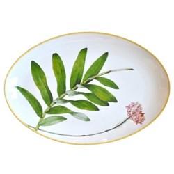 Jardin Indien Oval platter, 38cm