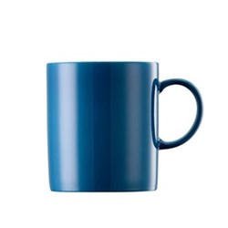 Sunny Day Mug with handle, 30cl, petrol