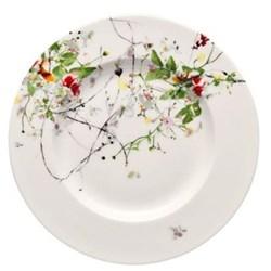 Brilliance - Fleurs Sauvages Rim plate, 19cm