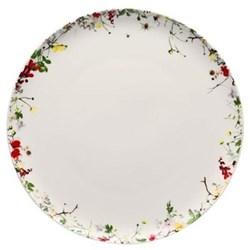 Brilliance - Fleurs Sauvages Plate, 27cm