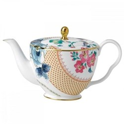 Harlequin Collection - Butterfly Bloom Teapot, 1 litre