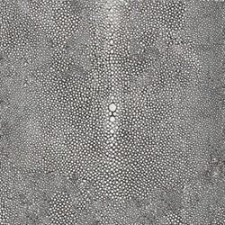 Glass - Shagreen Print Set of 4 rectangular tablemats, 30 x 40cm, charcoal
