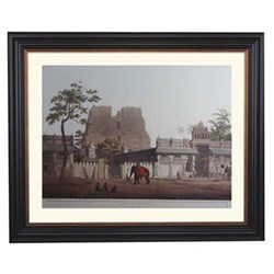 Framed print H69 x W84cm