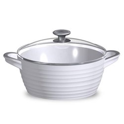 Casserole with glass lid 3.5 litre
