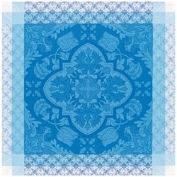 Azulejos Set of 4 napkins, 58 x 58cm, faience