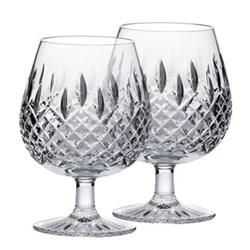 Pair of brandy glasses