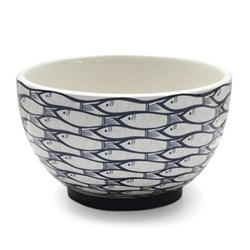 Sardine Run Set of 4 bowls, 13cm