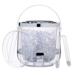 Bar Craft Double walled ice bucket, acrylic