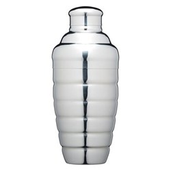 Bar Craft - Luxe Lounge Cocktail shaker, 50cl, stainless steel