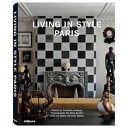 Living In Style - Paris 25 x 32cm
