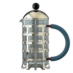 Press-filter coffee maker 6 cup