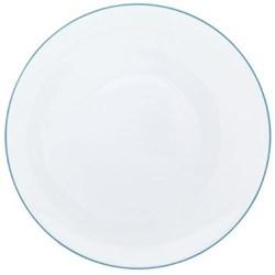 Monceau Couleurs Dinner plate, 27cm, turquoise blue