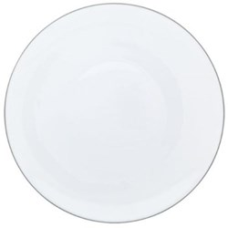 Monceau Couleurs Dinner plate, 27cm, pearl grey