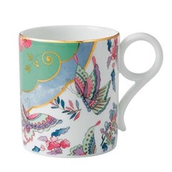 Archive Collection - Butterfly Posy Mug, 30cl