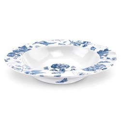 Botanic Blue Set of 4 bowls, 21cm