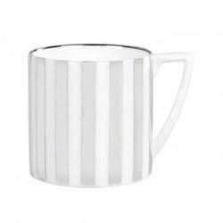 Platinum Mini mug, 29cl, striped