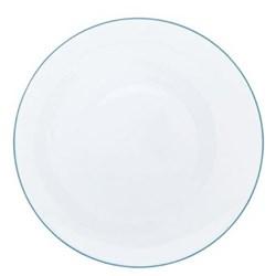 Monceau Couleurs Dessert plate, 22cm, turquoise blue