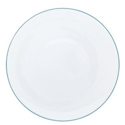 Monceau Couleurs Bread and butter plate, 16cm, turquoise blue