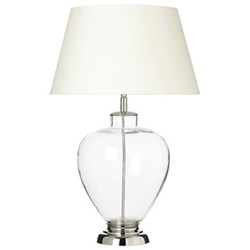 Table lamp - base only H62 x D36cm