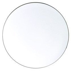 Cristal Coupe dinner plate, 27cm