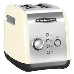 Classic 2 slot toaster, almond cream